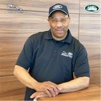 Rick  Smith at Jaguar Land Rover Princeton