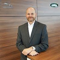 Alexander Demsky at Jaguar Land Rover Princeton