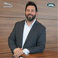 Jonathan Magowan at Jaguar Land Rover Princeton