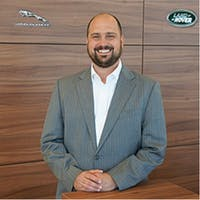 Jimmy Krail at Jaguar Land Rover Princeton
