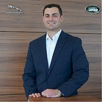 Ryan Peterkin at Jaguar Land Rover Princeton