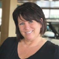 Karen Covino at Land Rover Princeton
