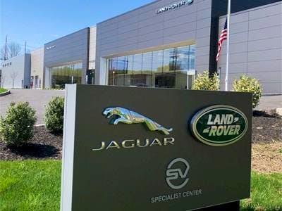 Jaguar Land Rover Princeton, Princeton, NJ, 08540