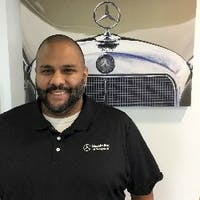 Matt Long at Mercedes-Benz of Owings Mills