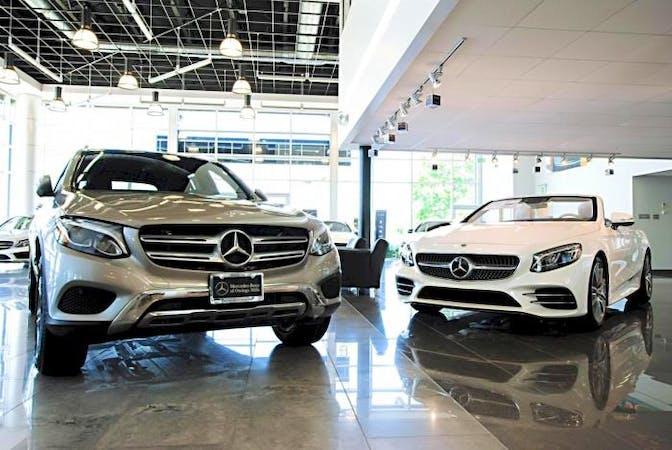 Mercedes-Benz of Owings Mills, Owings Mills, MD, 21117