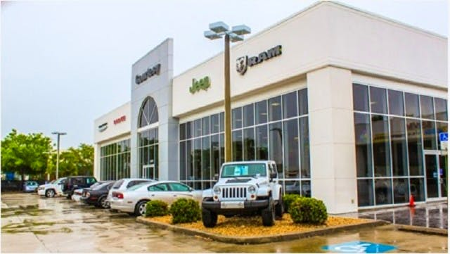 Courtesy Chrysler Jeep Dodge RAM of Tampa - Service Center