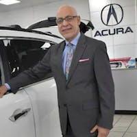 Ahmed Heba at Precision Acura of Princeton