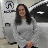 Nicole Del Vecchio at Precision Acura of Princeton