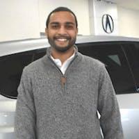 Rajiv Ramnarine at Precision Acura of Princeton