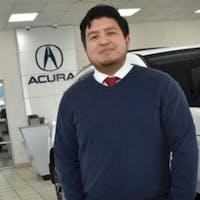 Kevin Velasquez at Precision Acura of Princeton