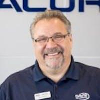 Rich Conti at Davis Acura