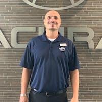 John  Scisly at Davis Acura