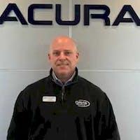 John Roche at Davis Acura