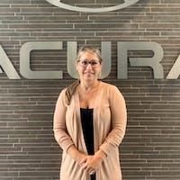Rebecca Morris at Davis Acura