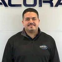 Mario Echevarria at Davis Acura
