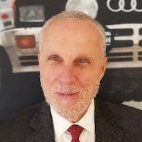 Jim Ceccarelli at Audi Danbury