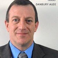 Jeff Regensburger at Audi Danbury