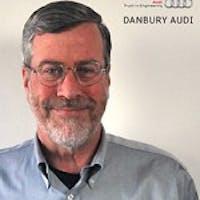Fred Mullen at Audi Danbury