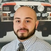 David  Rivera at Audi Danbury