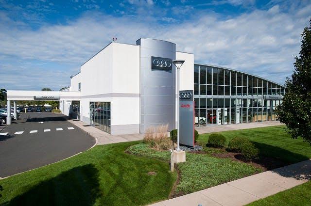Audi Danbury, Danbury, CT, 06810
