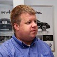 Jesse Voss at Danbury Volkswagen