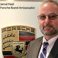 Jamal Hadi at Danbury Porsche