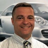 Matthew Cuomo at Danbury Porsche