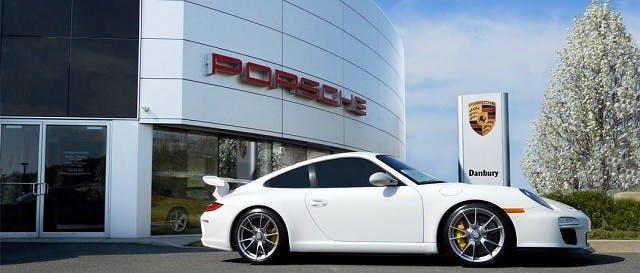 Danbury Porsche, Danbury, CT, 06810