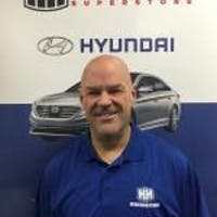 John Ackerman at Henderson Hyundai - Service Center