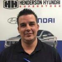 Bennie Pacheco at Henderson Hyundai Superstore