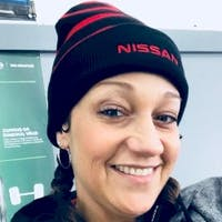 Danielle Baggett at Awesome Nissan of Brunswick