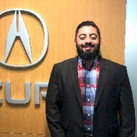 Payam Afshari at David McDavid Acura in Plano