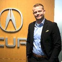 Alex Kirklighter at David McDavid Acura of Plano