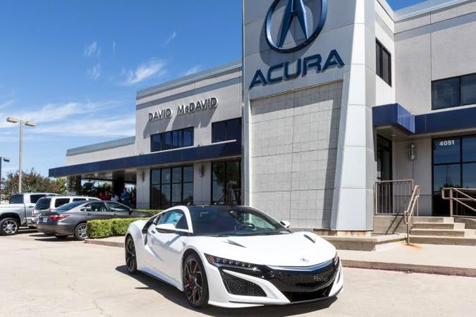 David McDavid Acura in Plano, Plano, TX, 75093