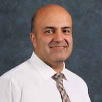 Amir Monfared at Galpin Mazda