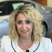 Eleni Wright at Weatherford BMW of Berkeley