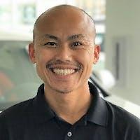 Tom Yang at Weatherford BMW of Berkeley