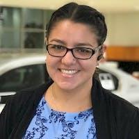 Natalia Aldaco at Weatherford BMW of Berkeley