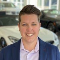 Jenn Bishop at Weatherford BMW of Berkeley