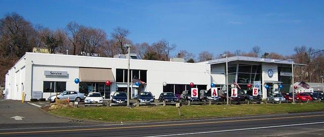 Executive Volkswagen, North Haven, CT, 06473