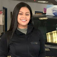 Yovadys Perez at Empire Honda of Manhasset