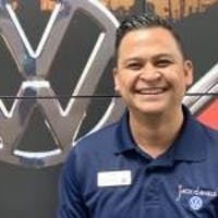 Paul Perado at Jack Daniels Volkswagen
