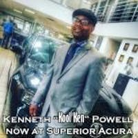 "Kenneth ""Kool Ken"" Powell at Superior Acura"