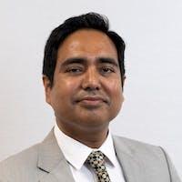 Amirul Islam at Scarborough Toyota