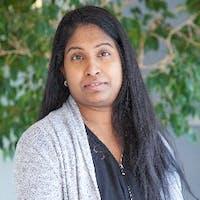 Geetha Matheswaran at Scarborough Toyota