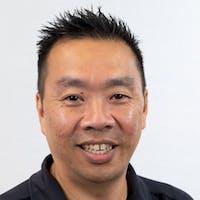 George Chau at Scarborough Toyota