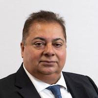 Abbas Sumra at Scarborough Toyota