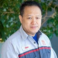 Henri Ng at Scarborough Toyota