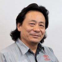Christopher Chiu at Scarborough Toyota