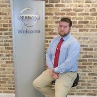 Tyler  Copeland  at Nissan of Gadsden